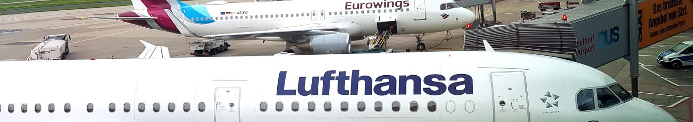 20 EUR Promocode Gutschein von Lufthansa